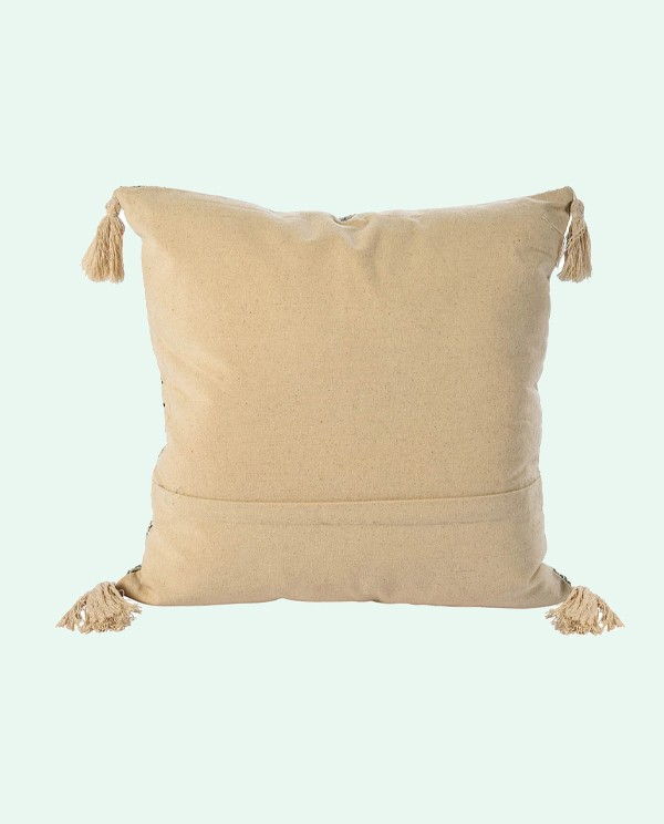 Lurex Boucle Pillow Cover