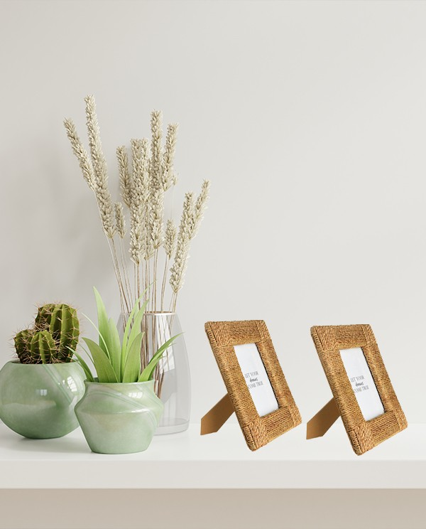 Nature Inspired Picture Frame