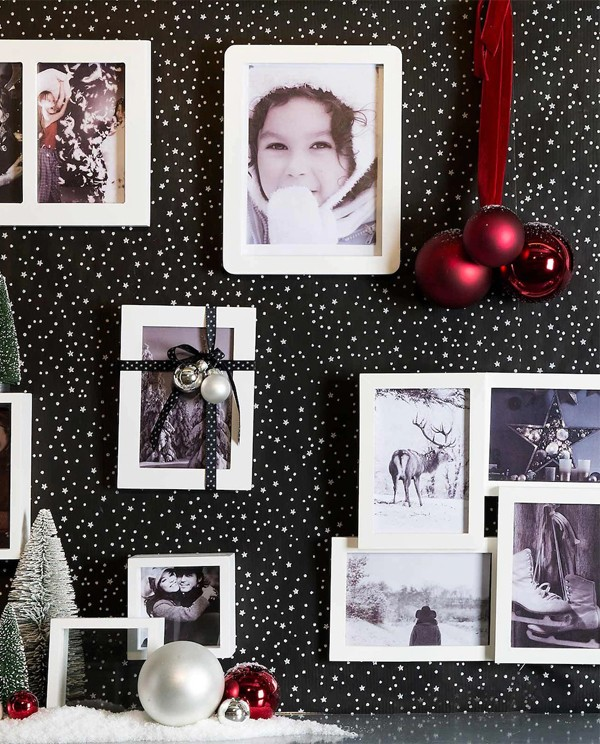 Picture Frame for 4 Photos